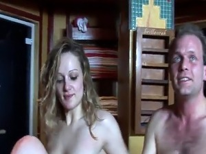 Dutch hooker creampied after doggystyle