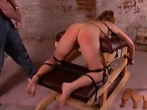 Spanking Bench Punishment