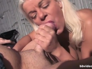 Bbvideo.com Blonde German Woman Toys Her Twat