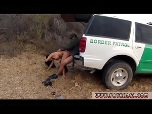 Police office jane Stunning Mexican floozie Alejandra Leon attempts