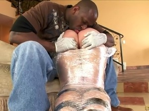 Captivating slave anal blasted hardcore in BDSM porn