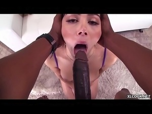 Valentina Nappi does Anal with big black cock