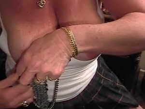 Big nipples, big clit Linda Might