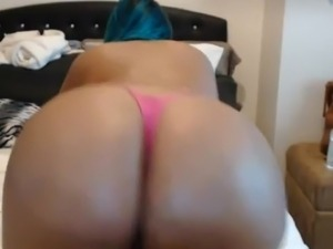 Huge Tits Huge Ass BBW Ebony Fingering