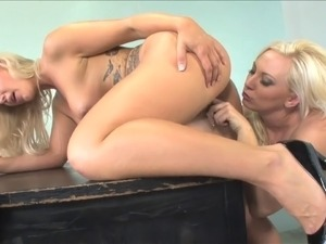Lesbian Jail