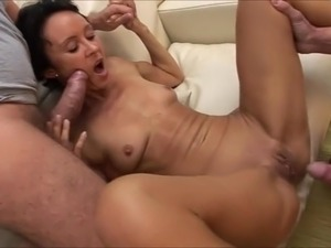 Short haired German Milf Irina - Scene 1 - Anal