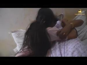 Lesbian Teacher Romance With Girl Student | Hot Love Making | Latest Bengali...