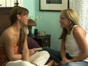 Lesbian Truth Or Dare sweet girls