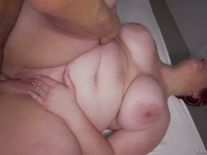 Nacho Vidal has always been an ass man and this BBW slut loves to fuck