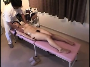 Striking Japanese babes getting their amazing tits sensuall