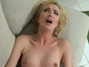 Haley Reed catches her BF jacking off so she makes him an offer he can't refuse