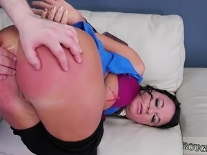 Man dominated spanked Fuck my ass, penetrate my head EXTREME