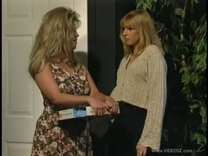 Two horny lesbian MILFs hook up for some pussy licking fun