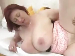 BBW with big boobs make sex - boobstube.stream