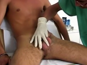 Gay doctor nude physical Today the clinic has Anthony