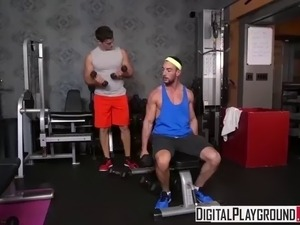 gym sexual