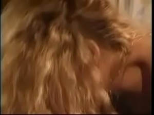 Retro blond does anal at cheap motel