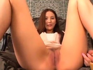 Slim Japanese cutie gets the intense drilling she desires