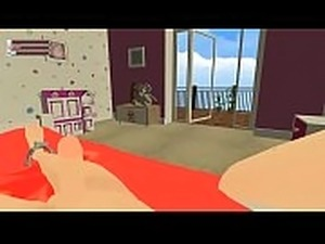 3D Smother Facesitting Virtual Sex Game  - Play on www.Play-XXX.org