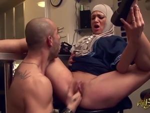 arab maid salima hardcore anal sex