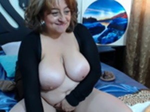 Sweet Fat Mom Cam