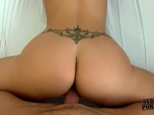 She Knows How To Make Him Cum Twice!