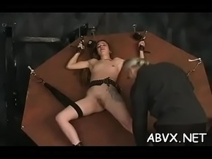 Teen roughly drilled on livecam