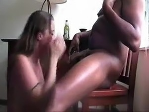 Hardcore creampie interracial