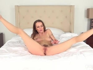Natasha Starr Is Pretty In Pink As She Fucks Hard