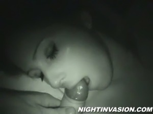Marvelous Lady Gets Touched While She Asleep In An Amateur Clip