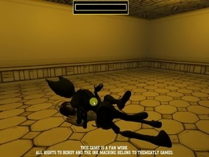 BENDY PORN GAME! Code Name Bendy Fuck 3D!