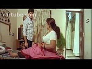 Mallu Full Nude Hot Boobs Pressing Scene Full HD