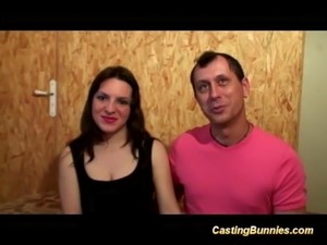 french casting for hairy anal
