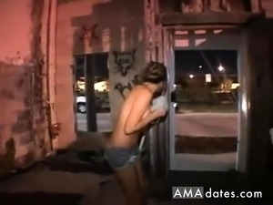 Stripping for the Homeless
