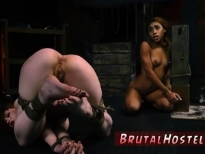 Extreme fisting Sexy young girls, Alexa Nova and Kendall