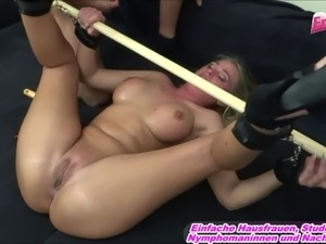 German blond tits Mother privat amateur threesome