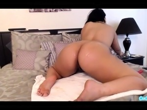 Solo fetish anal games
