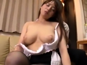 Airi Hot Japanese model with big boobs