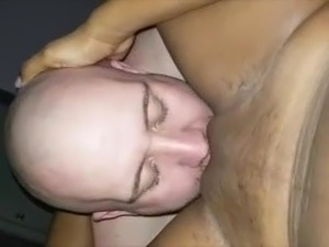 Jenn gets her pussy ate