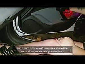 Cristina Almeida filmada por seu marido corno no Dogging 2 - Mirante da Lapa...